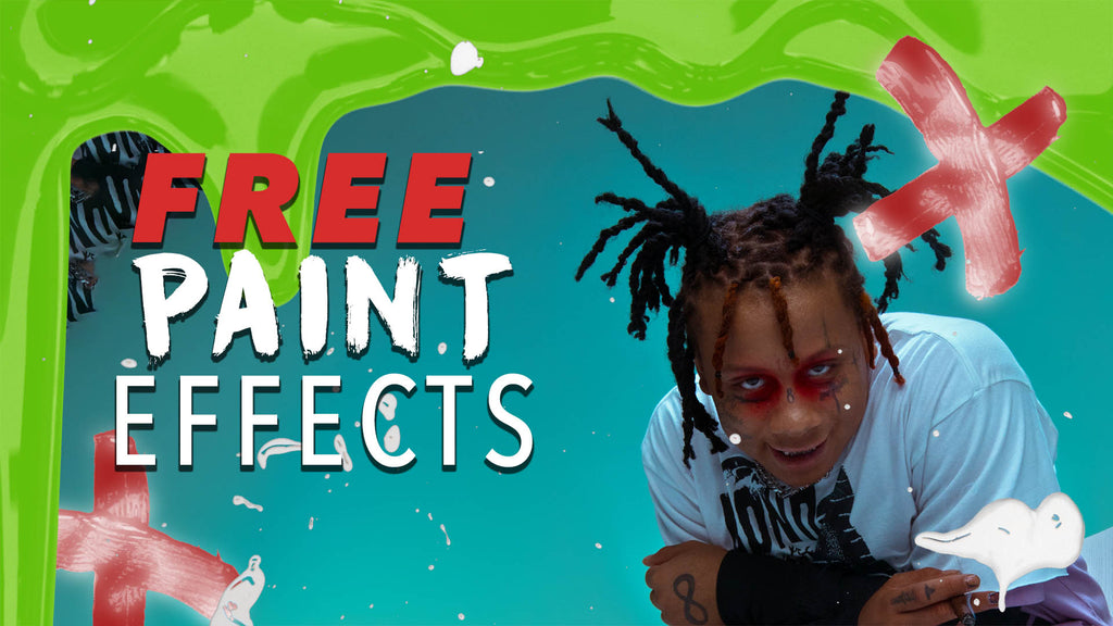 How to Use the Paint FX Free Pack: Amazing Animated Video Effects for Adobe Premiere Pro