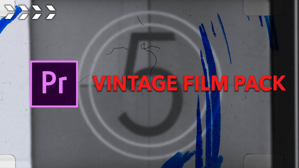 Achieve the Grunge Aesthetic with the CinePacks Dirty Film FX