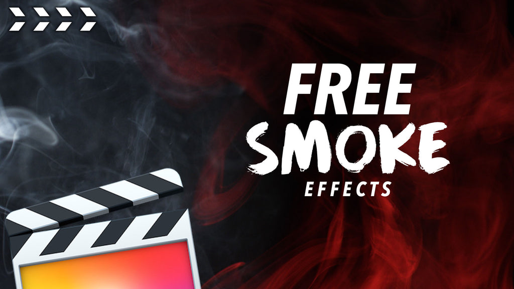 Create a Unique Look Using our Smoke FX in Final Cut Pro for FREE