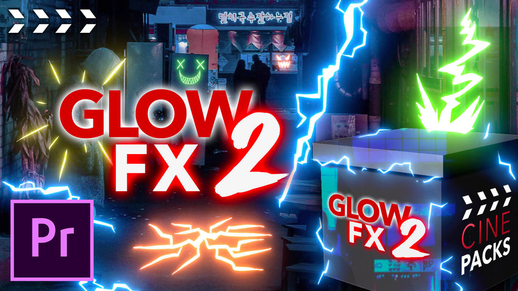 Create Incredible Glow Animation with Glow FX 2 in Adobe Premiere Pro