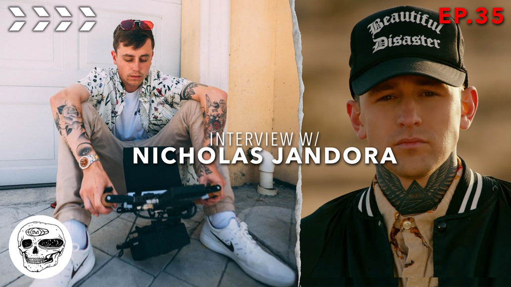 Nicholas Jandora on filming with Lil Skies and directing the music video ROXANNE | Ep.35