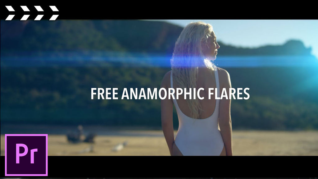 How to Add Cinematic Lens Flares to Your Footage for Free!