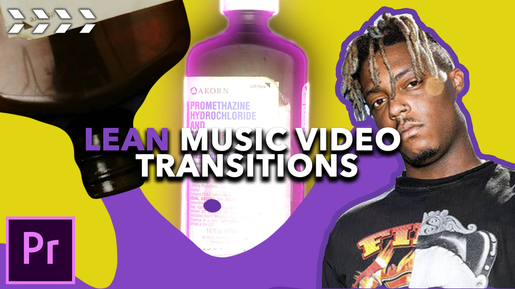 How to Use These Trippy Lean & Pill Effects and Video Transitions in Adobe Premiere Pro