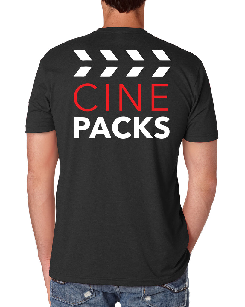 CinePacks T-Shirt - CinePacks
