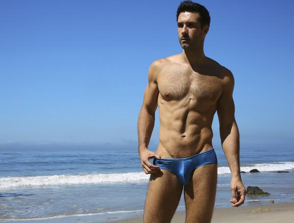 CX79GL Boy Leg Swim Brief