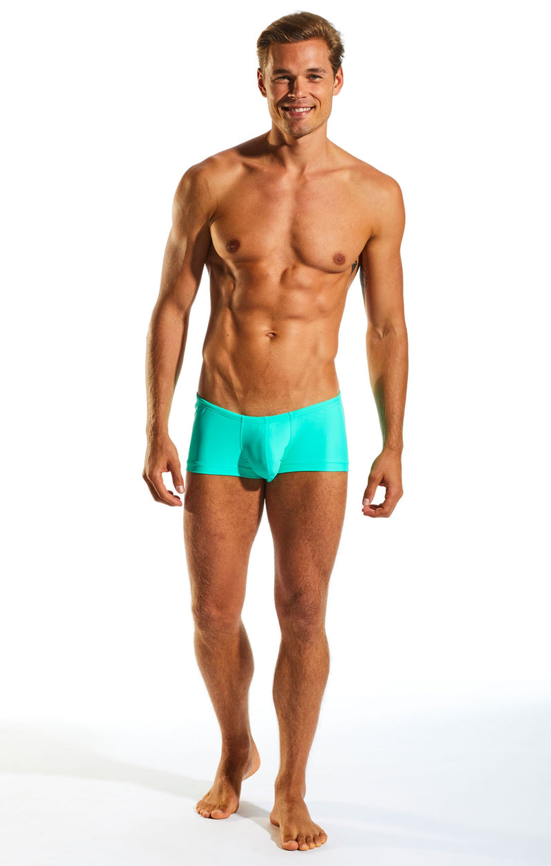 Cocksox CX08 Swimwear Trunk in Malta full body image