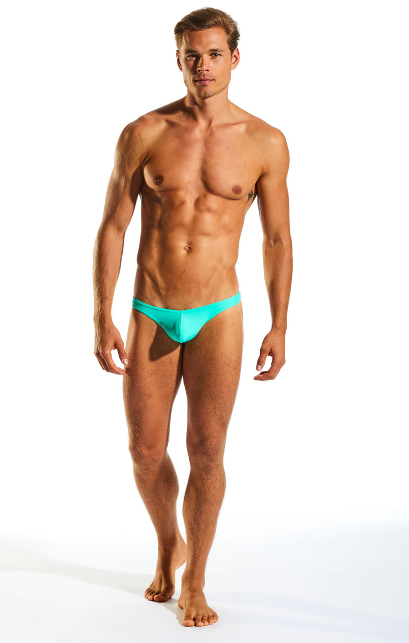 Cocksox CX22 Swimwear Thong in Malta full body image