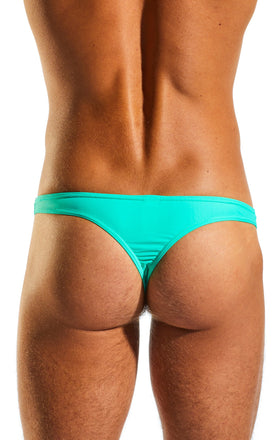 Cocksox CX22 Swimwear Thong in Malta back body image