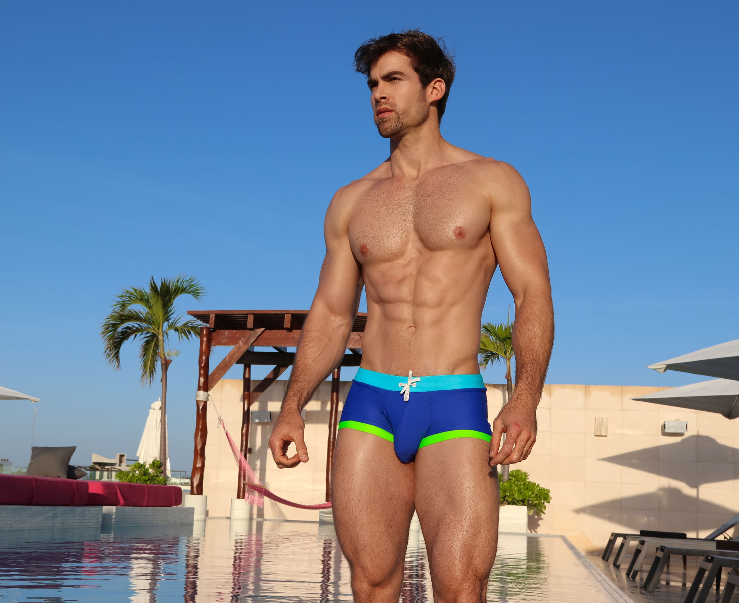 CX08WB Swim Trunk