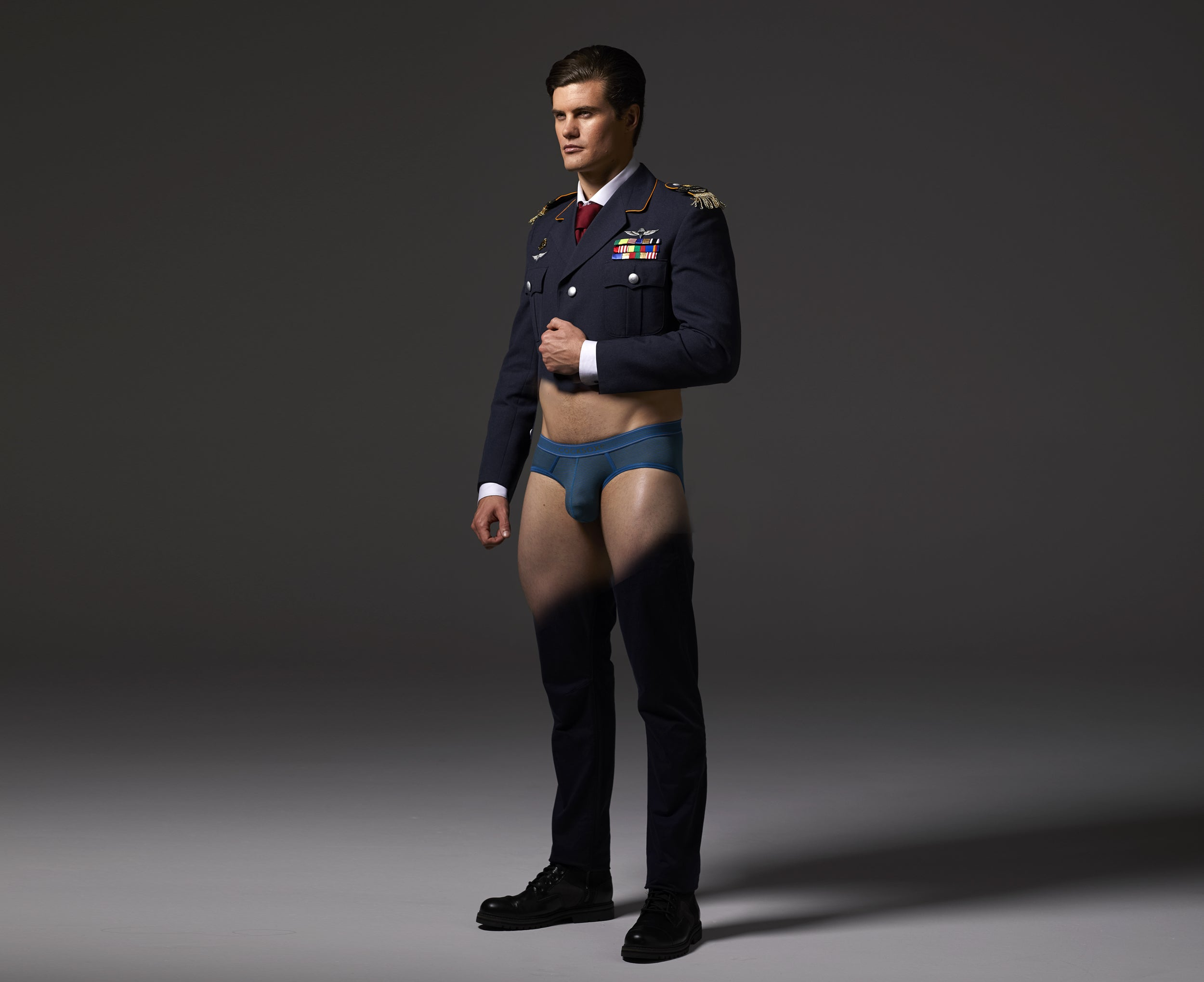 CX76PRO Sports Brief