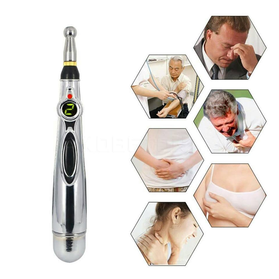 Electric Acupuncture Massage Pen
