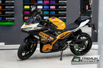 Kawasaki Ninja 400 Sticker Kits
