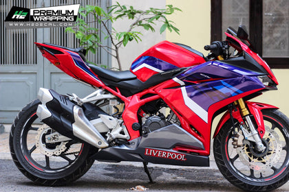 Honda CBR250 Sticker Kit