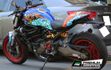 Ducati 821 Stickers Kit 001