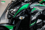 Kawasaki Z800 Stickers Kit - 006 - H2 Stickers - Worldwide
