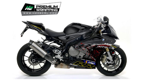 BMW S1000RR Stickers Kit - 047 - H2 Stickers - Worldwide