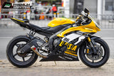 YAMAHA YZF-R6 Stickers Kit - 007 - H2 Stickers - Worldwide