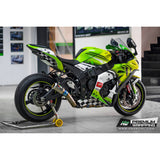 Kawasaki Ninja ZX10R Stickers Kit - 017 - H2 Stickers - Worldwide