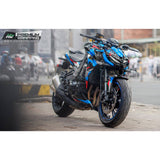 Kawasaki Z1000 Stickers Kit - 040 - H2 Stickers - Worldwide