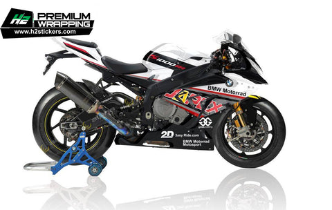 BMW S1000RR Stickers Kit - 043 - H2 Stickers - Worldwide