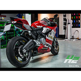 Ducati Panigale Stickers Kit - 002 - H2 Stickers - Worldwide
