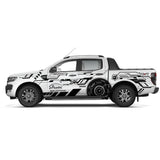 Ford Ranger Vinyl Graphic Decals Kit - 008 - H2 Stickers - Worldwide
