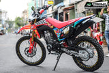 Honda CRF 150 Stickers Kit - 001 - H2 Stickers - Worldwide