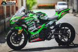 Kawasaki Ninja 400 Stickers Kit - 005 - H2 Stickers - Worldwide