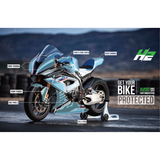 BMW S1000RR Paint Protection Kit - H2 Stickers - Worldwide