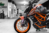 KTM 390 Stickers Kit - 002 - H2 Stickers - Worldwide