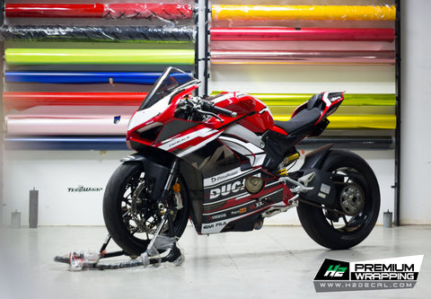 Ducati Panigale V4 - V4S - Stickers Kit - 001 - H2 Stickers - Worldwide
