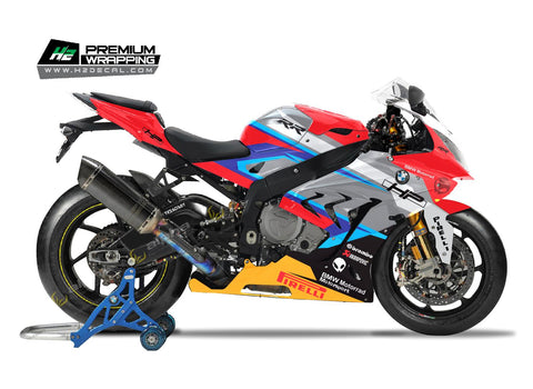 BMW S1000RR Stickers Kit - 060 - H2 Stickers - Worldwide