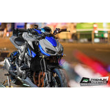 Kawasaki Z1000 Stickers Kit - 036 - H2 Stickers - Worldwide