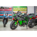 Kawasaki Ninja H2 Stickers Kit - 005 - H2 Stickers - Worldwide