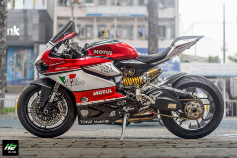 Ducati Panigale Stickers Kit - 011 - H2 Stickers - Worldwide