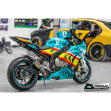 BMW S1000RR Stickers Kit - 034 - H2 Stickers - Worldwide