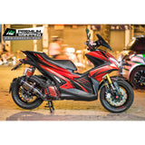 Yamaha NVX Stickers Kit - 051 - H2 Stickers - Worldwide