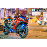 Kawasaki Ninja ZX10R Stickers Kit - 015 - H2 Stickers - Worldwide