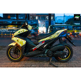 Yamaha NVX Stickers Kit - 082 - H2 Stickers - Worldwide