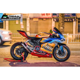 Ducati Panigale Stickers Kit - 021 - H2 Stickers - Worldwide