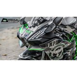 Kawasaki Ninja H2 Stickers Kit - 004 - H2 Stickers - Worldwide