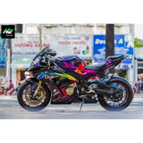 BMW S1000RR Stickers Kit - 026 - H2 Stickers - Worldwide
