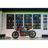 Kawasaki Z1000 Stickers Kit - 029 - H2 Stickers - Worldwide