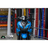 Yamaha Aerox Stickers Kit - 072 - H2 Stickers - Worldwide
