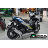 Yamaha Aerox Stickers Kit - 076 - H2 Stickers - Worldwide