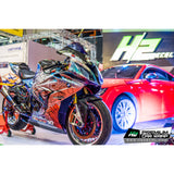 BMW S1000RR Stickers Kit - 028 - H2 Stickers - Worldwide