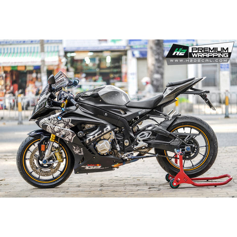BMW S1000RR Stickers Kit - 031 - H2 Stickers - Worldwide