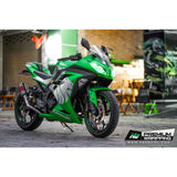 Kawasaki Ninja 300 Stickers Kit - 009 - H2 Stickers - Worldwide