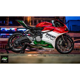 Ducati Panigale Stickers Kit - 010 - H2 Stickers - Worldwide