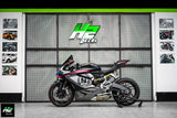 Ducati Panigale Stickers Kit - 013 - H2 Stickers - Worldwide